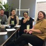 """Aktivcamp 2017 - Session zu Storytelling in der Pflege mit """"Kati cares"""""""