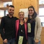 Aktivcamp 2017 - Leonie Emmerich und Fabrice Wendt