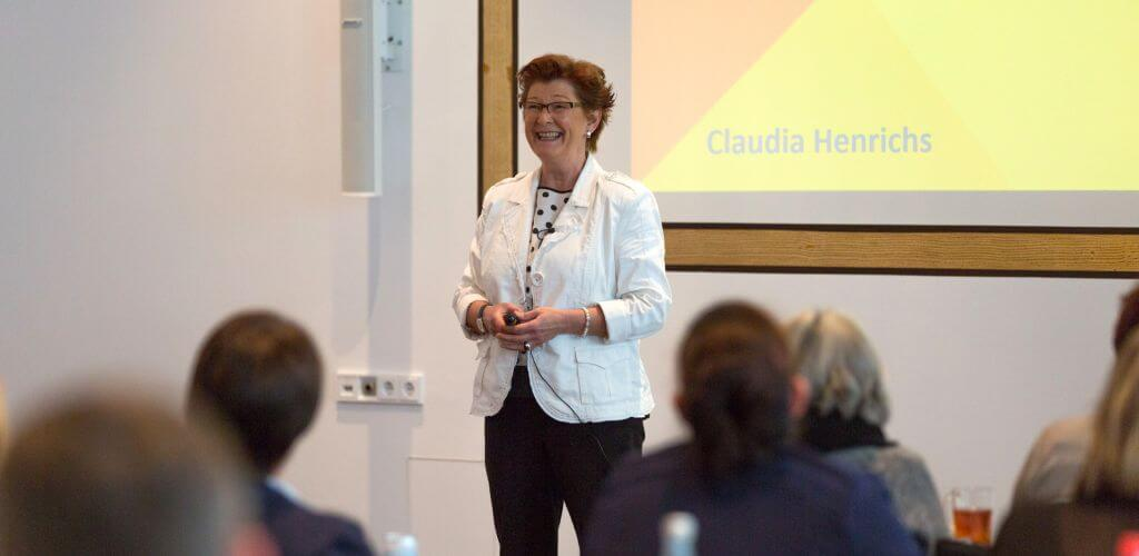 Kommunikationsberaterin Claudia Henrichs