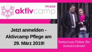 Aktivcamp Pflege 2019